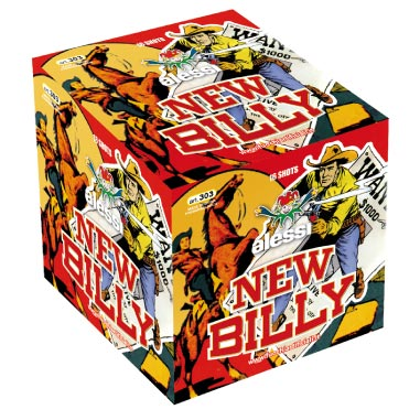 NEW BILLY 16 LANCI